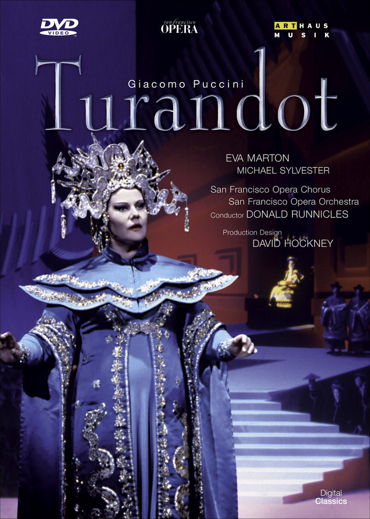 Turandot (San Francisco Opera Production) (DVD)