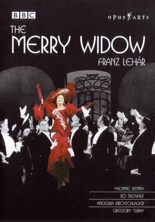Merry Widow, The (San Francisco Opera Production) (Blu-ray)