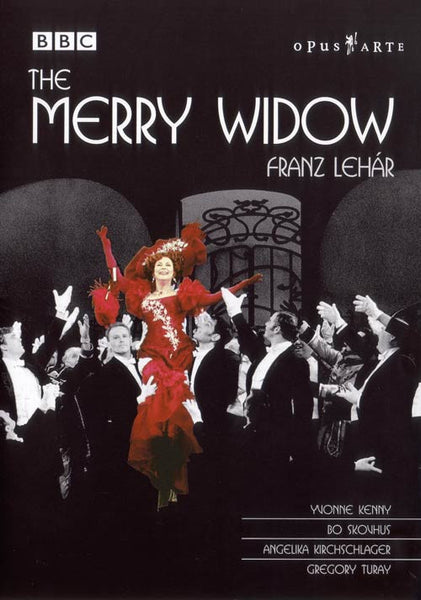 Merry Widow, The (San Francisco Opera Production) (DVD/Blu-ray)