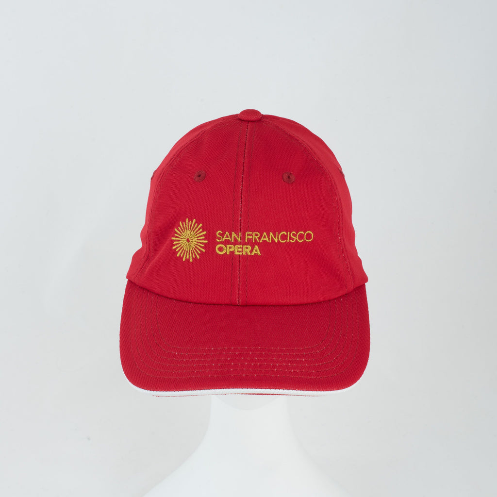 CAP RED San Francisco Opera Logo