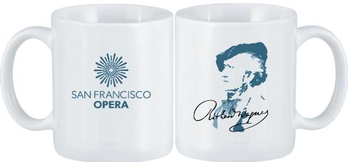 MUG-WAGNER PROFILE and SIGNATURE