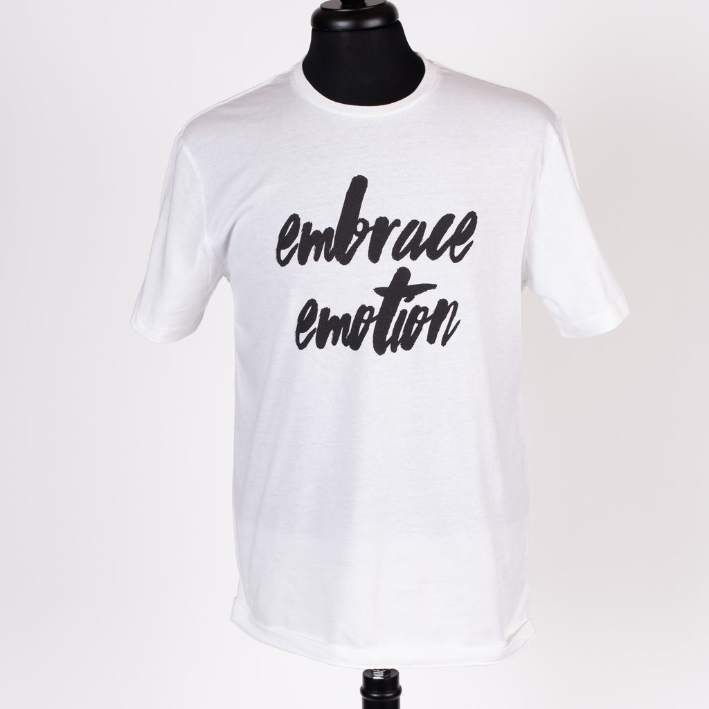 Embrace Emotion Tee BOLD - All Sizes