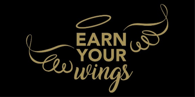 EARN YOUR WINGS POSTCARDS