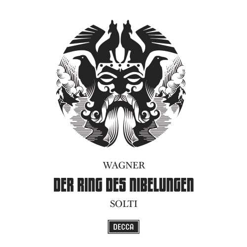 Wagner's RING OF THE NIBELUNG - Nilsson, Windgassen, Solti, Vienna Philharmonic Orchestra (Compact Disc)