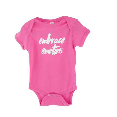 TODDLER ONESIE FOR GIRLS EMBRACE EMOTION