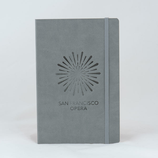 San Francisco Opera Personal Notebook/Journal