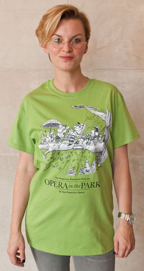 Opera in the Park Tee