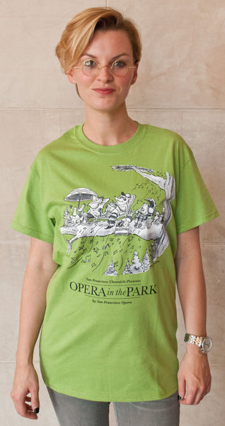 Opera in the Park 2016 Tee