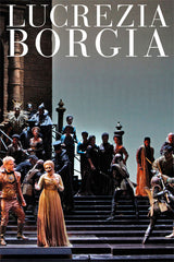Lucrezia Borgia (San Francisco Opera Production) (DVD/Blu-ray)