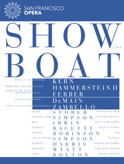 SHOW BOAT!          (NOTE: BLU-RAY TEMPORARILY OUT OF PRINT)