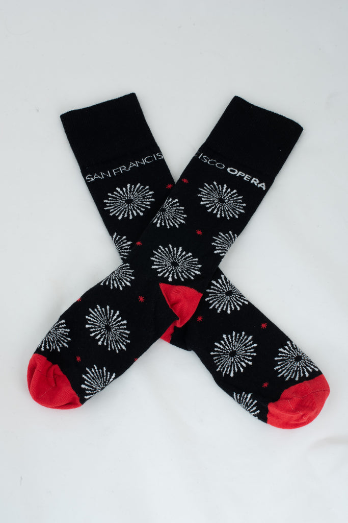 SAN FRANCISCO OPERA SOCKS!