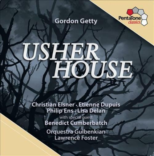 USHER HOUSE - GORDON GETTY CD