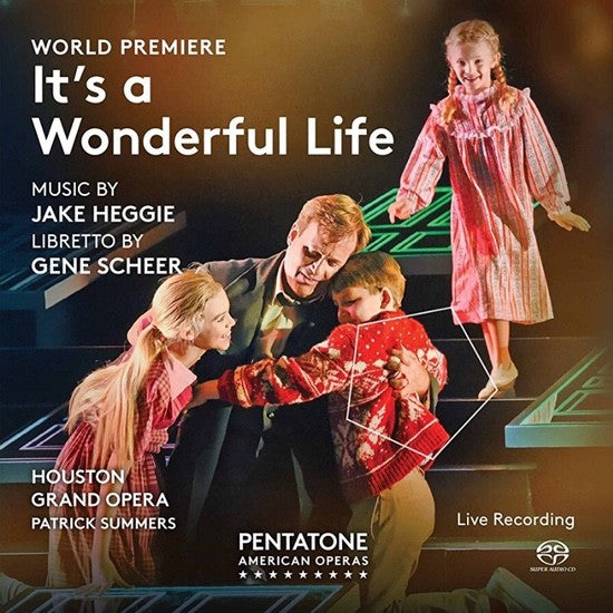 It's a Wonderful Life - Jake Heggie CD