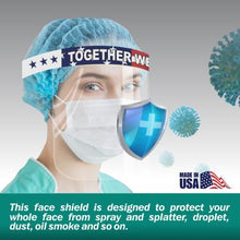 Load image into Gallery viewer, Face Mask Shield - Flex - Business Pack of 10 @ $ 8.99 each