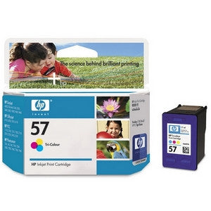 HP 57 INK CARTRIDGE TRI-COLOR
