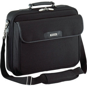 TARGUS 16in CN01 NOTEPAC BLACK LAPTOP BAG