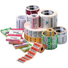 "ZEBRA PAPER LABEL Z-PERFORM 2000T 3"" X2"" CORE INNER DIA : 3"" ROLL OUTER DIA :8"" COUNT : 2750/ROLL QTY/CARTON : 6 COLOUR : WHITE"