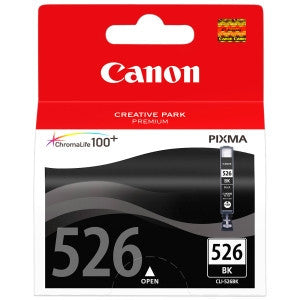 CANON CLI526BK BLACK INK TANK