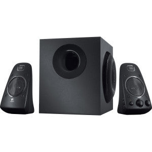 LOGITECH Z623 SPEAKER SYSTEM 2.1 2.1 Stereo Speakers: THX Certified 200W RMS flexible connectivity & integrated controls. 2 Years Limited Warranty