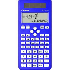 CANON F717SGA BLUE SCIENTIFIC CALC 242 FUNC