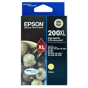 EPSON HIGH CAPCITY DURABRITE ULTRA YELLOW INK
