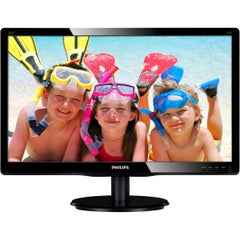 PHILIPS 21'' Low Power 4th Gen LED SPK/VGA/DVI/Vesamount