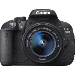 CANON 700DKIS EOS 700D Single IS STM Kit including EF-S 18-55mm f/3.5-5.6 IS STM Lens