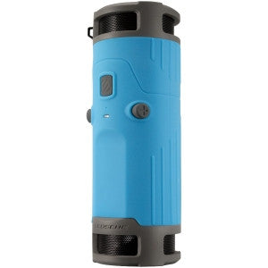 Scosche Industries Inc boomBOTTLE - BLUE AND GRAY