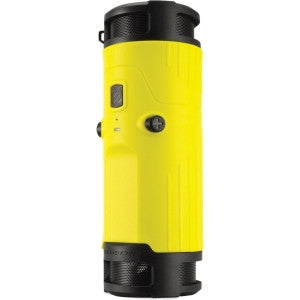 Scosche Industries Inc boomBOTTLE - YELLOW AND BLACK