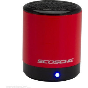 Scosche Industries Inc boomCAN BT COMPACT WIRELESS - RED