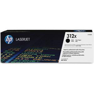 HP 312X BLACK HY LJ TONER CART CF380X