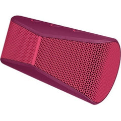 LOGITECH X300 Mobile Speaker - Red / Red Grill