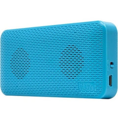 iLuv Ultra Slim Bluetooth Speaker Blue