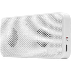 iLuv Ultra Slim Bluetooth Speaker White