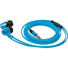 iLuv City lights-In earphone with mic - Blue