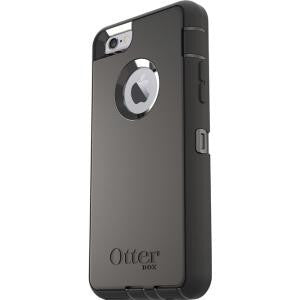 OTTERBOX DEFENDER CASE FOR IPHONE 6/6S IN BLACK