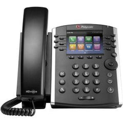 POLYCOM VVX 401 12-line Desktop Phone HD no p/s