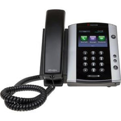 POLYCOM VVX 501 12-l. Bus. Media Phone HD no p/s