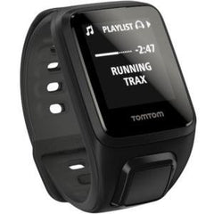 TOMTOM SPARK CARDIO+MUSIC: BLACK (SMALL) MOS