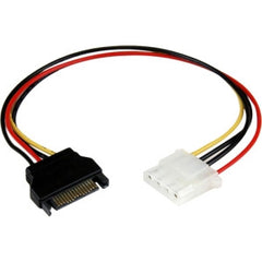 STARTECH 12in SATA to LP4 Power Cable Adapter F/M