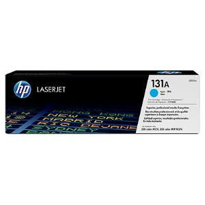HP TONER CARTRIDGE 131A CYAN