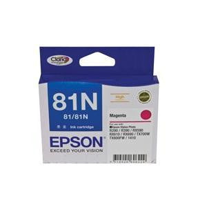 EPSON 81N HIGH CAPACITY INK CART MGNTA