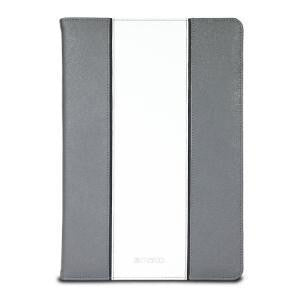 MAROO SURPRO4 - GREY/WHITE REAL LEATHER