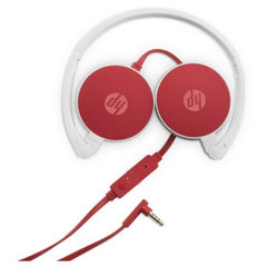 HP H2800 HEADSET CARDINAL RED