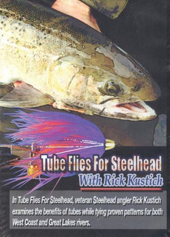 Tube Flies for Steelhead DVD