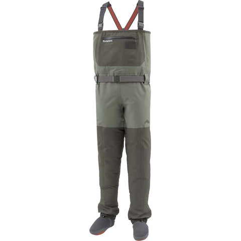 SIMMS FREESTONE WADERS - STOCKINGFOOT