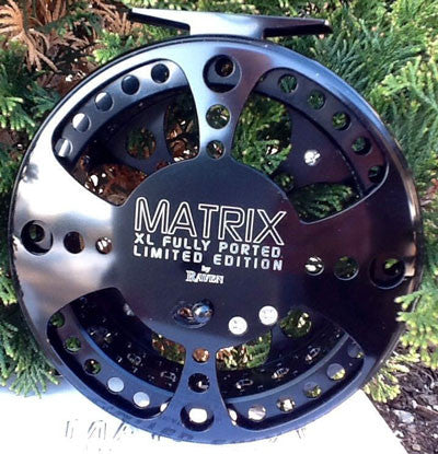 MATRIX Fully Ported XL Float Reel