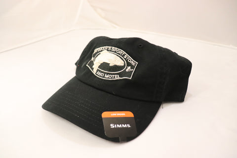 Whitakers Embroidered Simms Cap