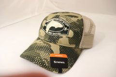 Whitakers Emriodered Simms Hat
