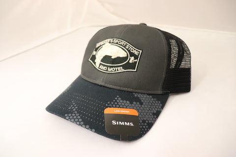 Whitakers Embroidered Simms Hat